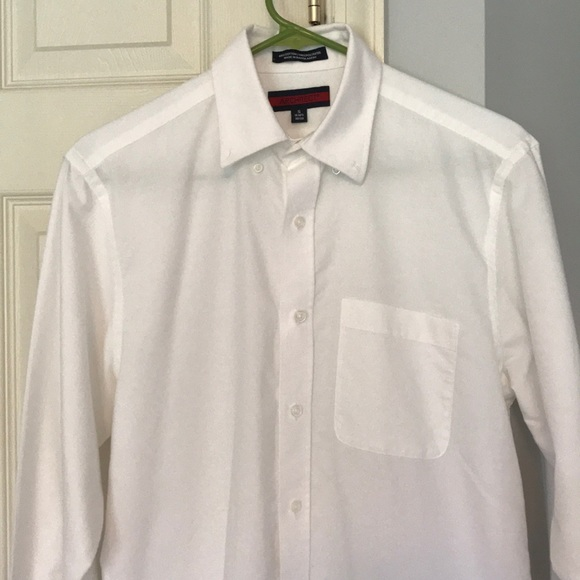 Architect Other - White Button Up Shirt
